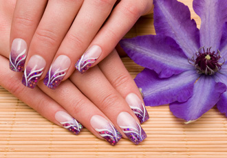 Gel nails are the latest must-have fashion accessory| 3